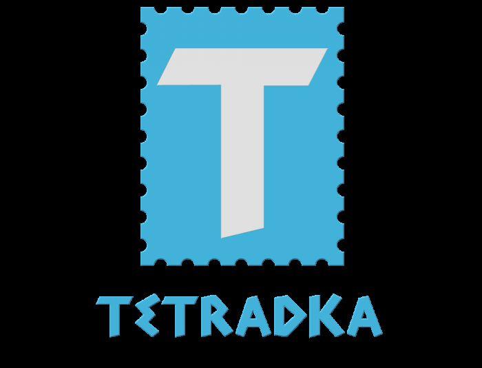 Логотип для образовательной сети tetradka.ru - дизайнер DinoMatTM