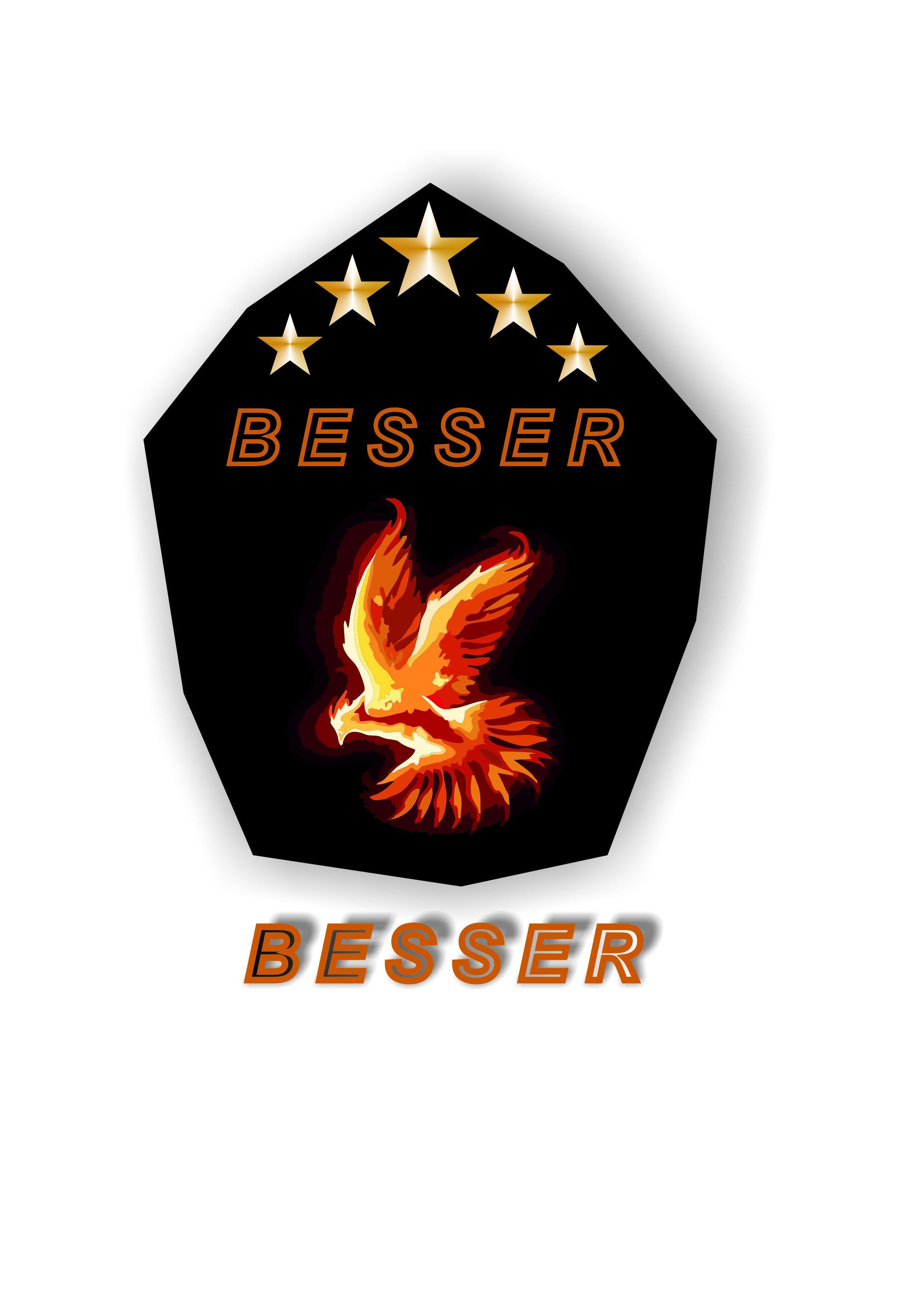 Логотип для тюнинг-ателье BESSER - дизайнер YuliyaG