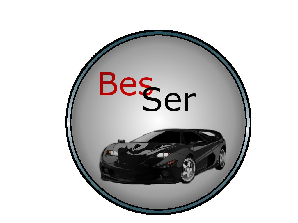 Логотип для тюнинг-ателье BESSER - дизайнер Rotveller
