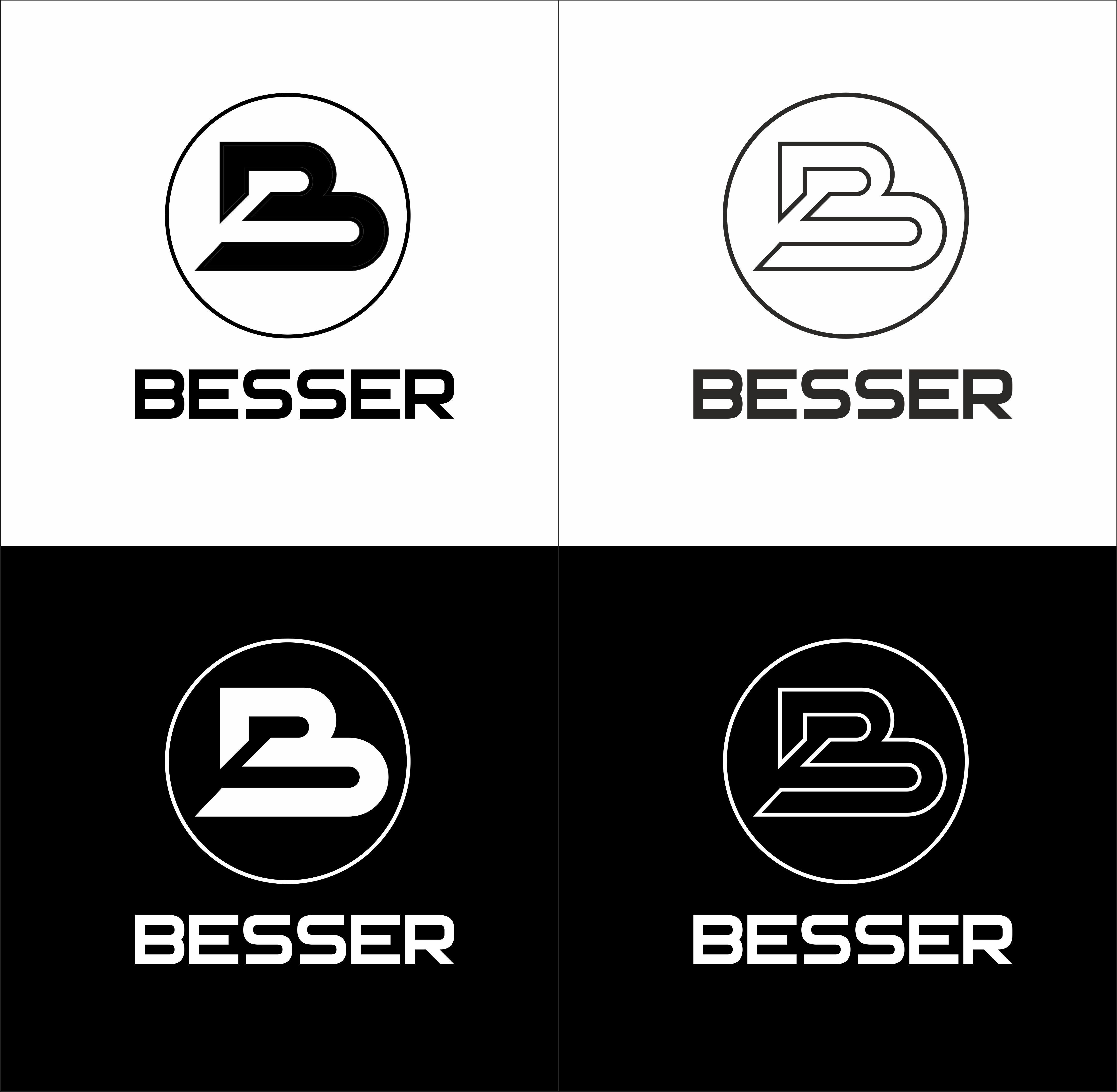 Логотип для тюнинг-ателье BESSER - дизайнер AAKuznetcov