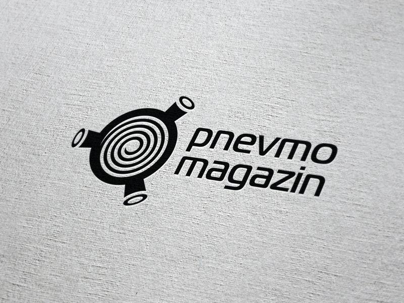 Логотип для магазина компрессорного оборудования - дизайнер GRANDXX
