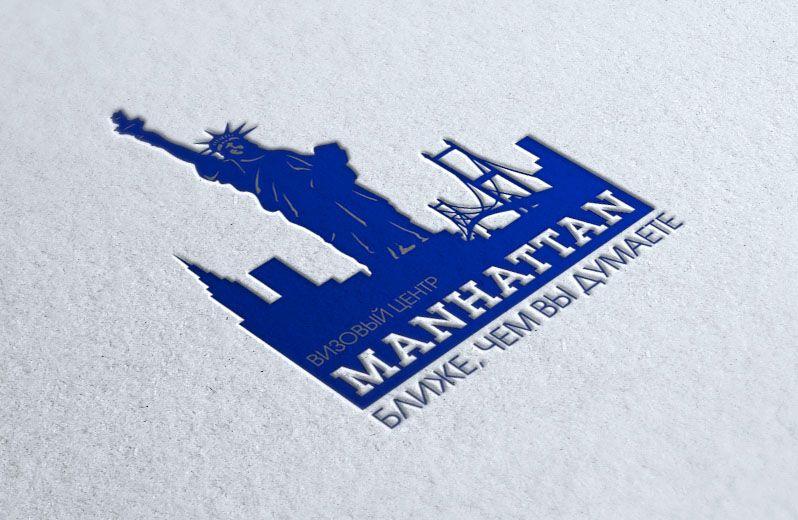 Лого и Фир.стиль для визового центра - дизайнер zhutol