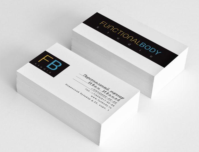 Лого и фирменный стиль для спортивной студии  - дизайнер cookiemonster69