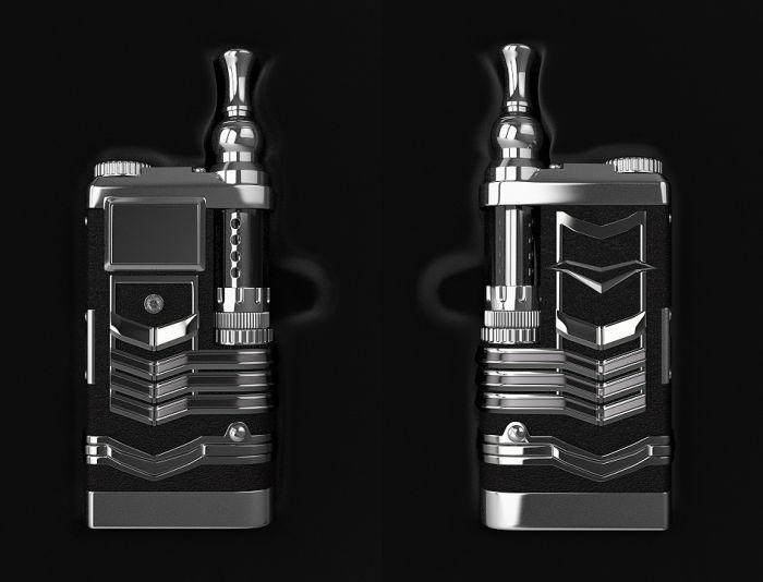 Стиль VERTU для электронной сигареты - дизайнер virtjob