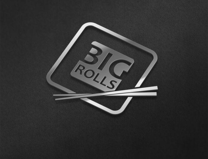 логотип для BigRolls - дизайнер mz777
