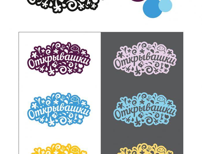 Логотип и цветовая гамма развлекательного проекта - дизайнер chobanabu