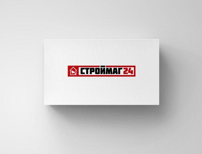Лого и фирм стиль для Строймаг24 - дизайнер mz777