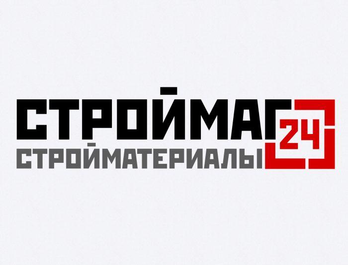 Лого и фирм стиль для Строймаг24 - дизайнер TanOK1