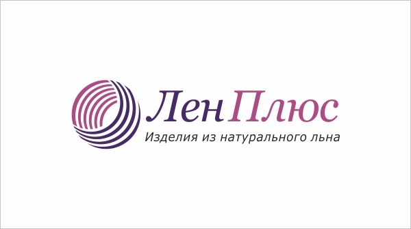 Логотип интернет-магазина ЛенПлюс - дизайнер Lara2009
