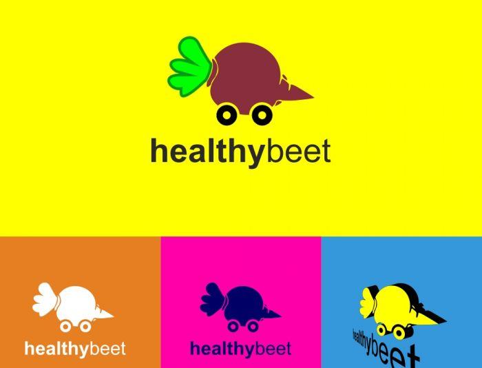 Healthy Bit или Healthy Beet - дизайнер hsochi