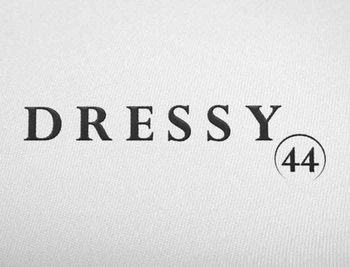 разработка логотипа _производство платьев - дизайнер iowhoio