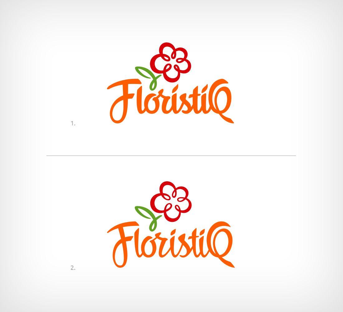Логотип и фирм. стиль цветочного салона - дизайнер MrPartizan