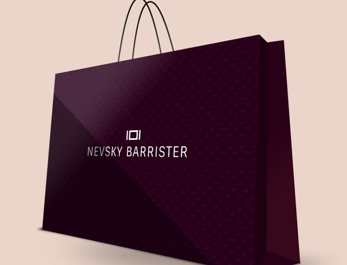 лого и фирменный стиль для адвокатского кабинета - дизайнер Mirrad