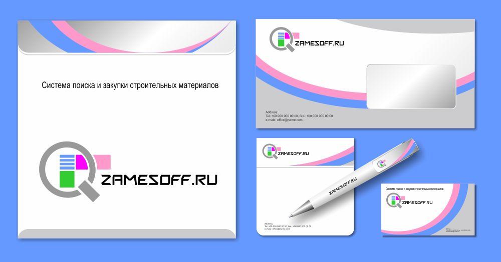 Лого для сервиса по поиску строительных материалов - дизайнер radvg