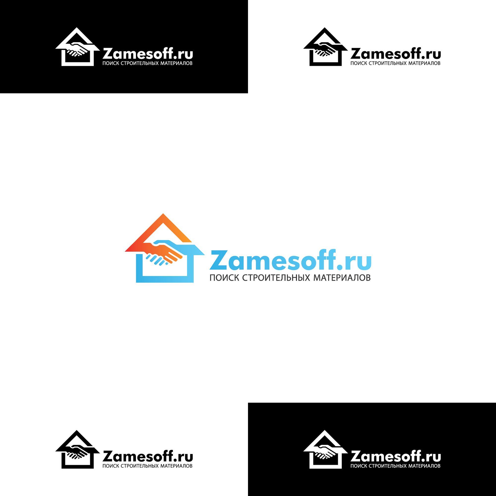 Лого для сервиса по поиску строительных материалов - дизайнер vadimsoloviev