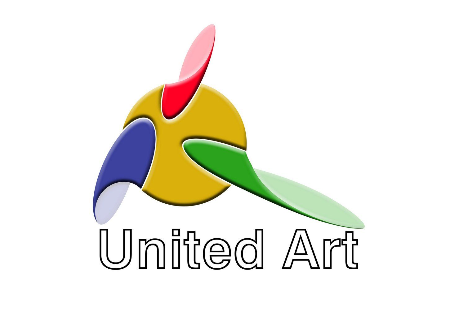 Логотип для компании United Art - дизайнер ddn77