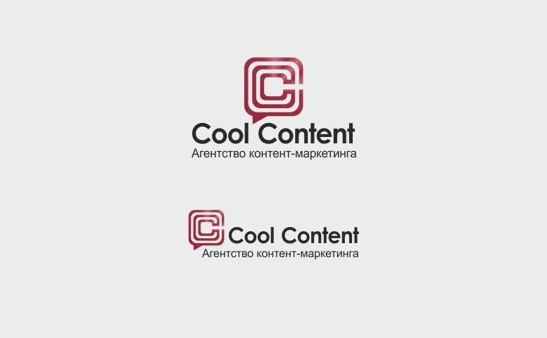 Лого для агентства Cool Content - дизайнер Lara2009