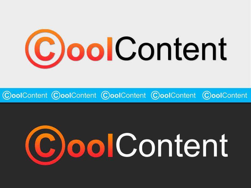 Лого для агентства Cool Content - дизайнер nshalaev