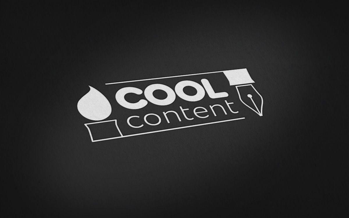 Лого для агентства Cool Content - дизайнер vook23