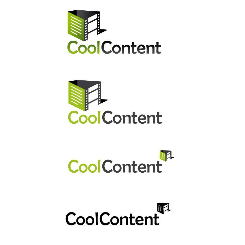 Лого для агентства Cool Content - дизайнер chapel