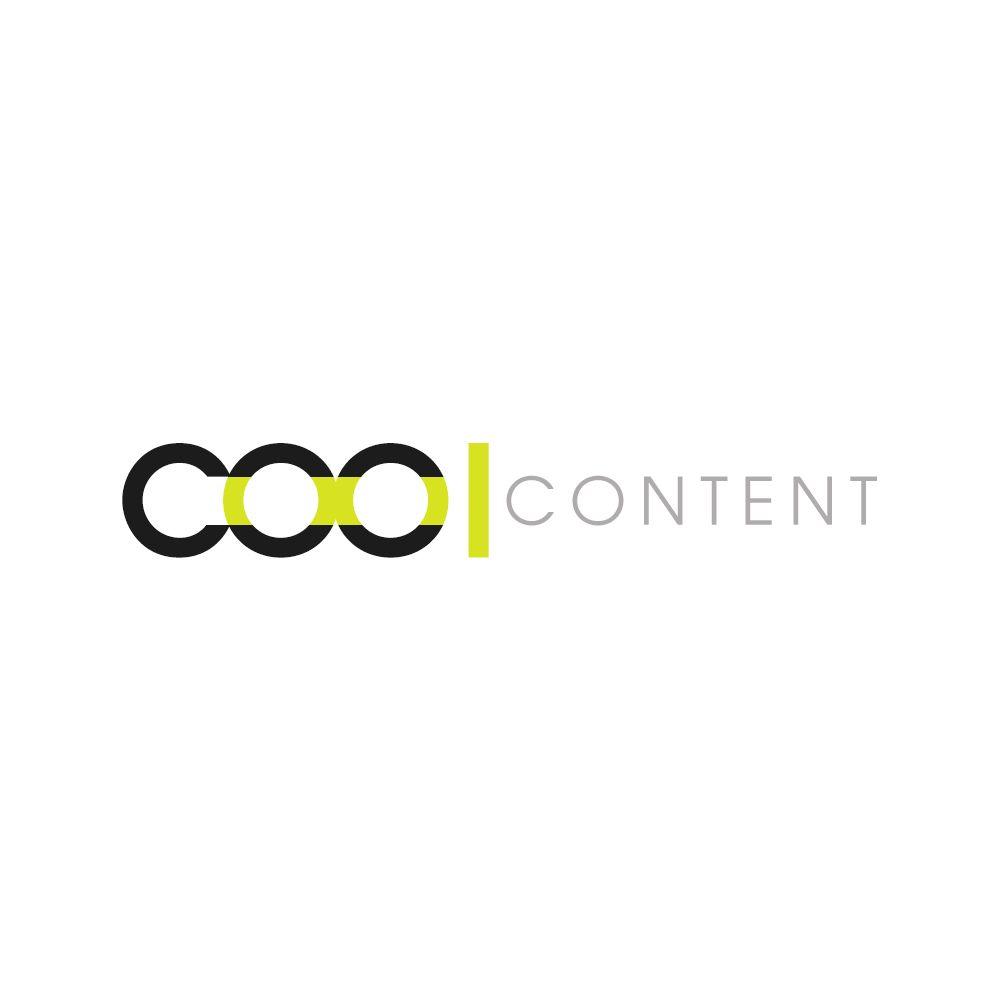 Лого для агентства Cool Content - дизайнер Green