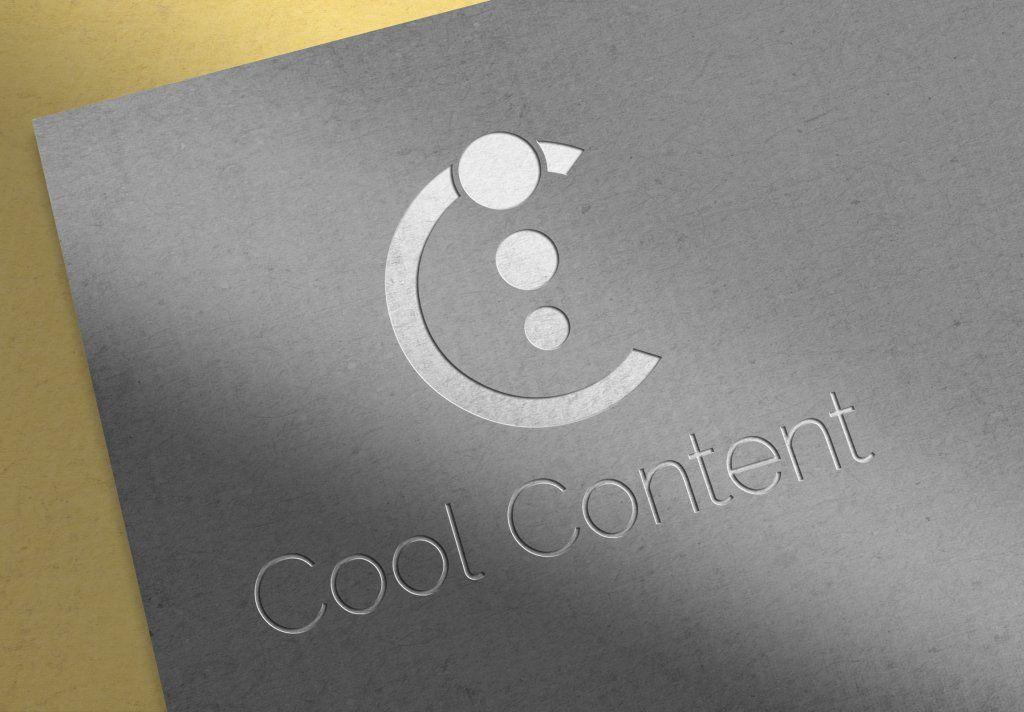 Лого для агентства Cool Content - дизайнер Keroberas