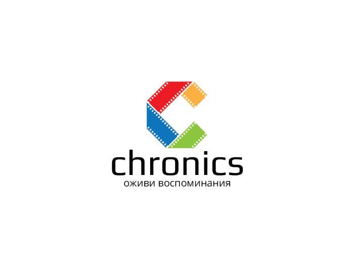 Логотип сервиса Chronics - дизайнер andyul