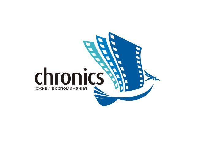 Логотип сервиса Chronics - дизайнер Olegik882
