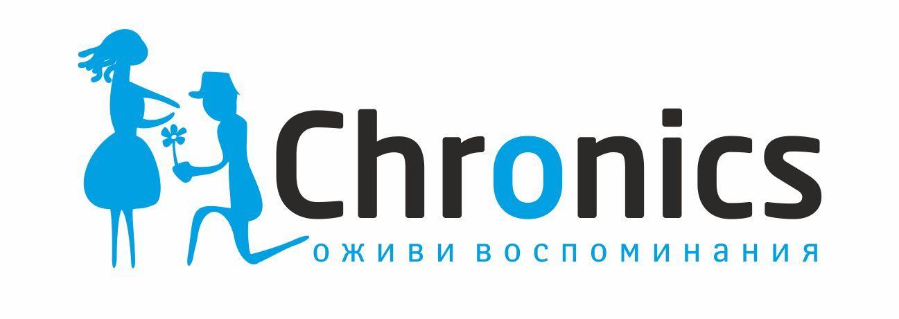 Логотип сервиса Chronics - дизайнер Zmeya