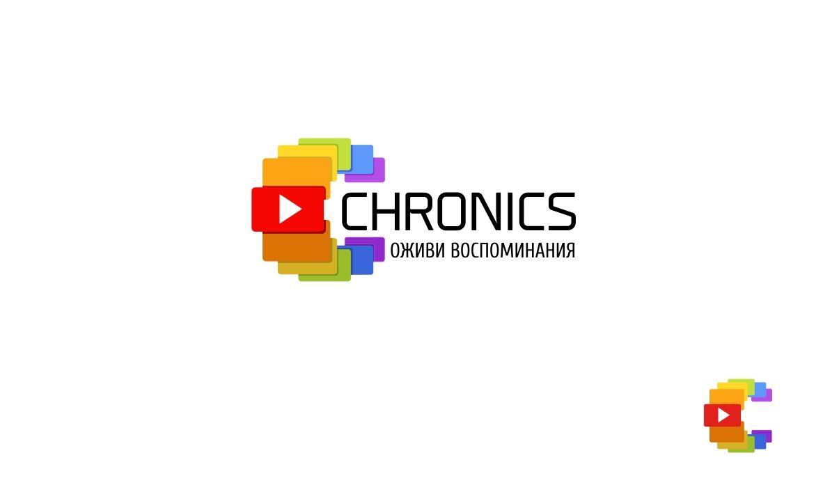 Логотип сервиса Chronics - дизайнер kras-sky