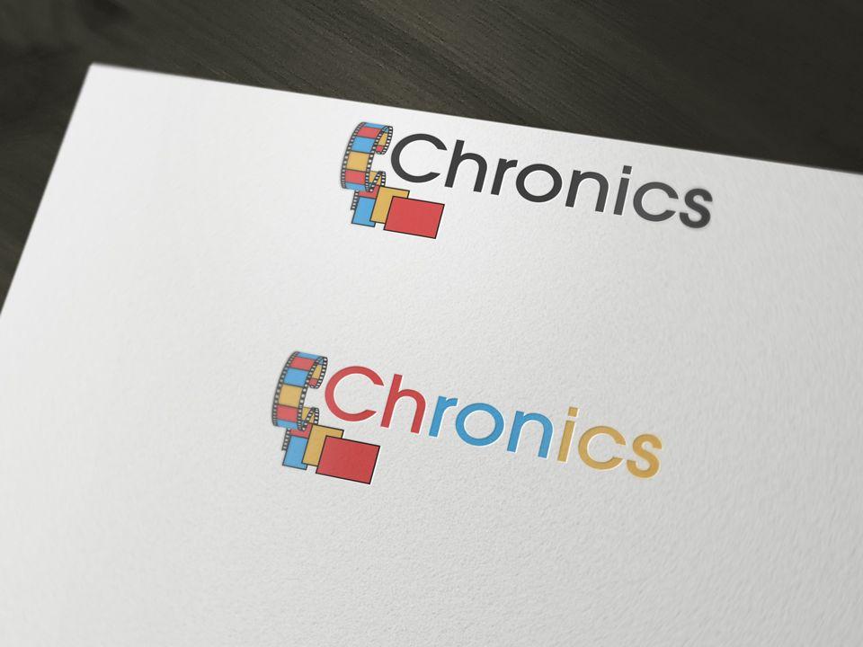 Логотип сервиса Chronics - дизайнер Advokat72