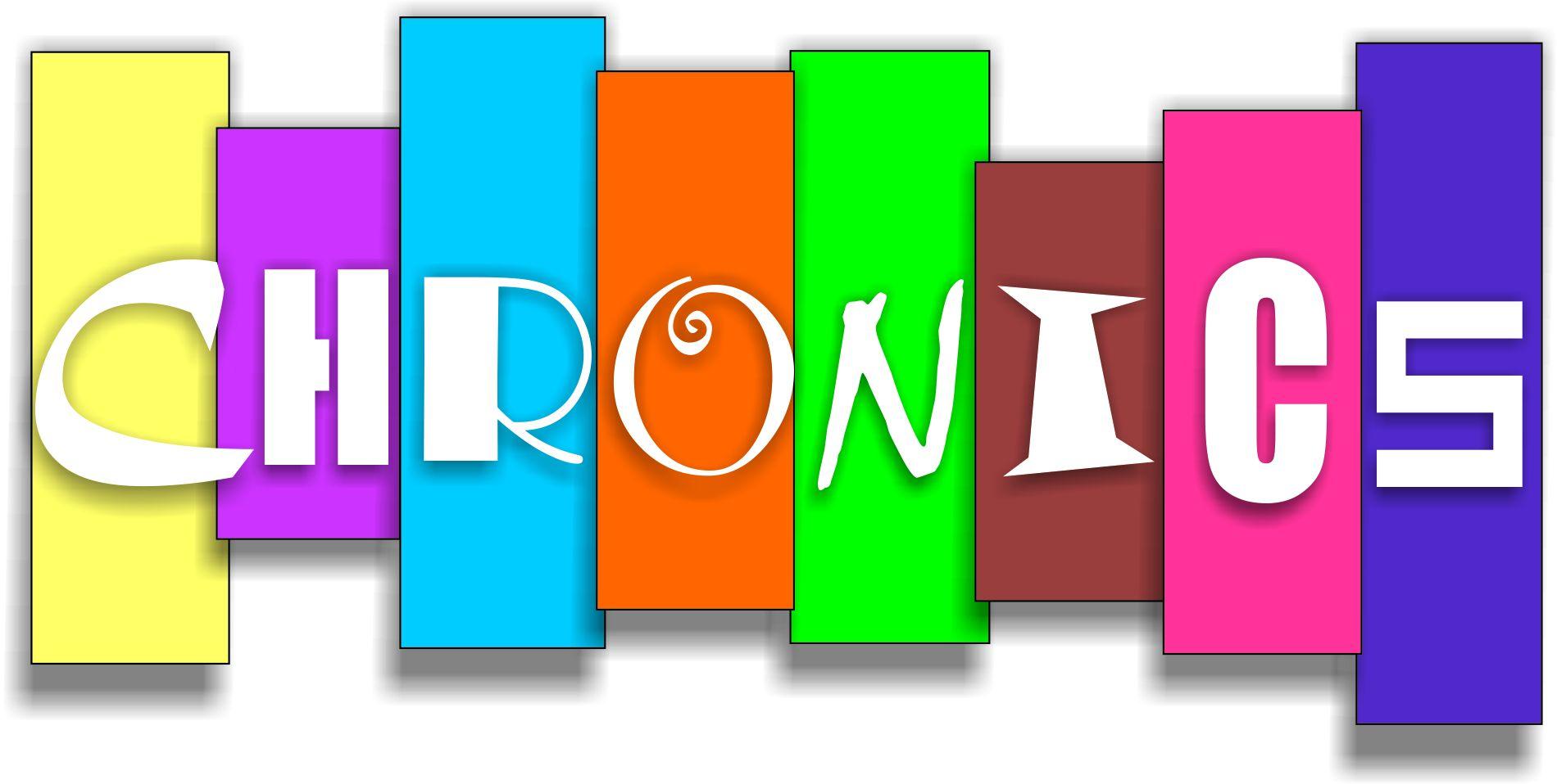 Логотип сервиса Chronics - дизайнер EasyProduction