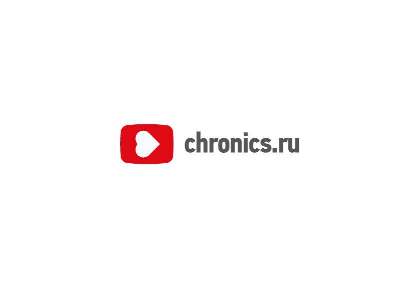 Логотип сервиса Chronics - дизайнер peayq