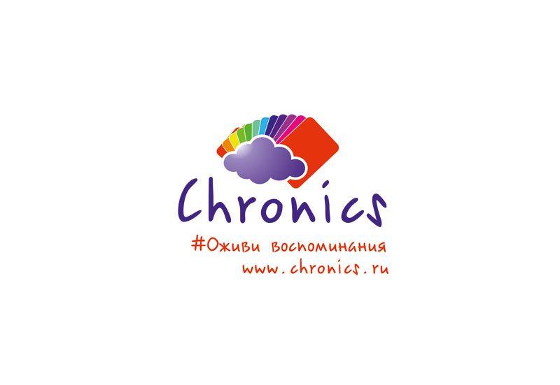 Логотип сервиса Chronics - дизайнер Arkasha-