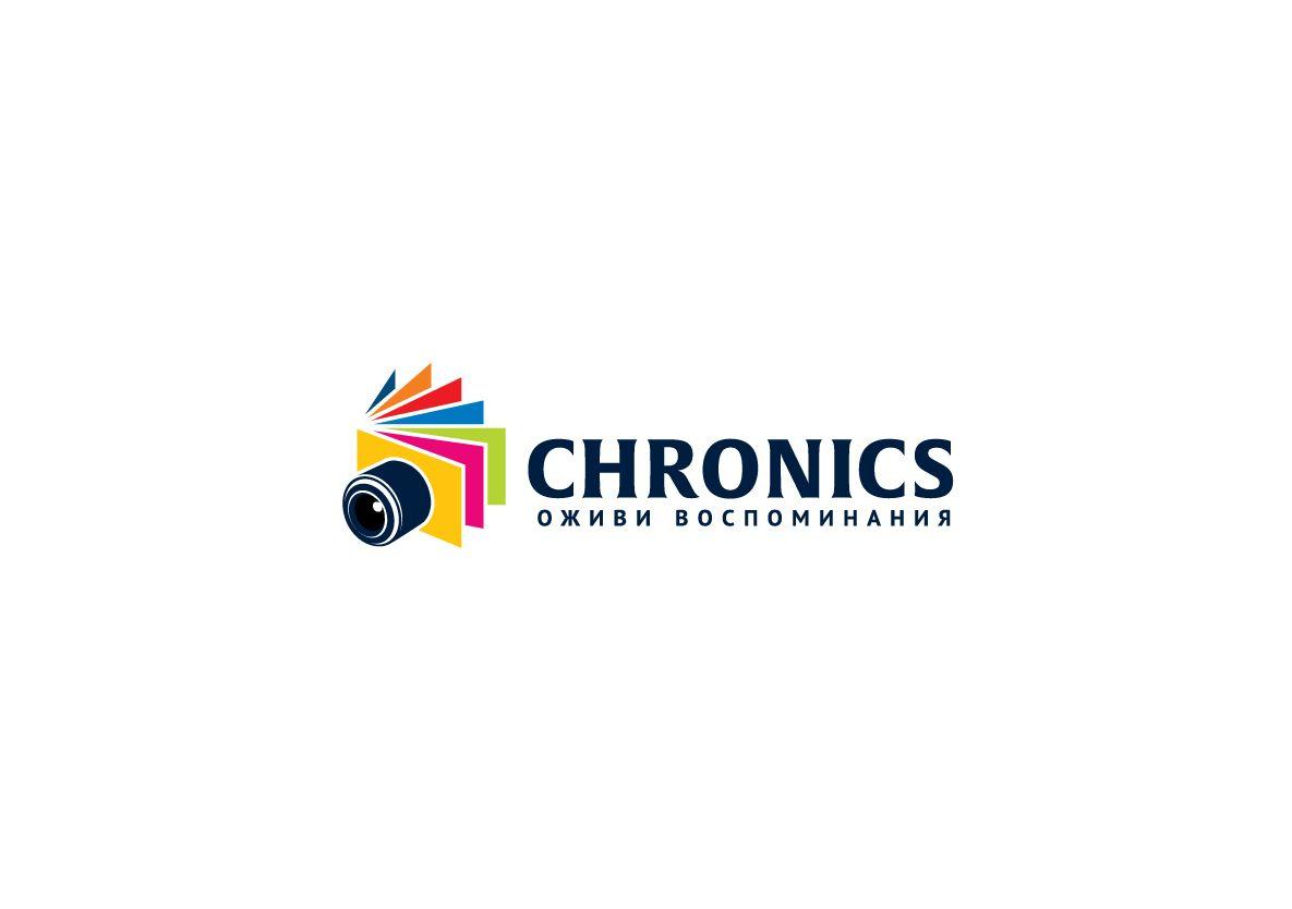 Логотип сервиса Chronics - дизайнер shamaevserg