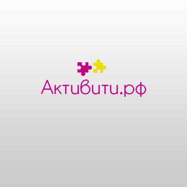 Логотип магазина активити.рф - дизайнер TheBackUp