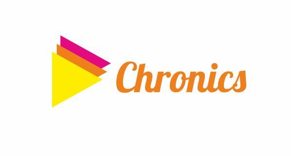 Логотип сервиса Chronics - дизайнер GoldAppleMoon