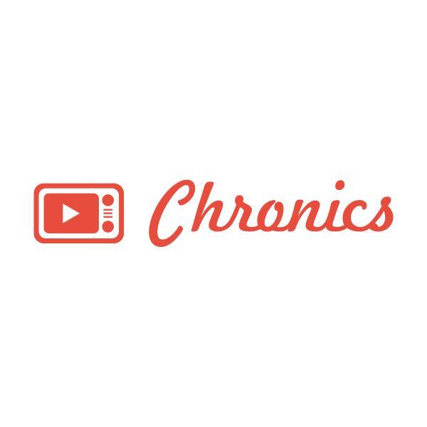 Логотип сервиса Chronics - дизайнер famitsy