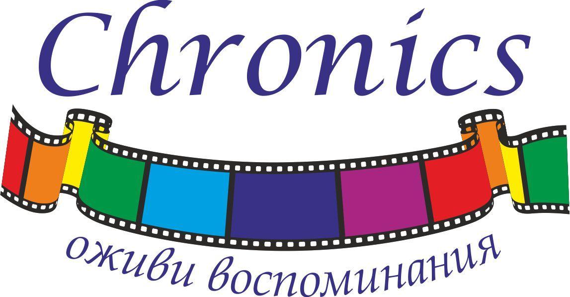 Логотип сервиса Chronics - дизайнер Lennik