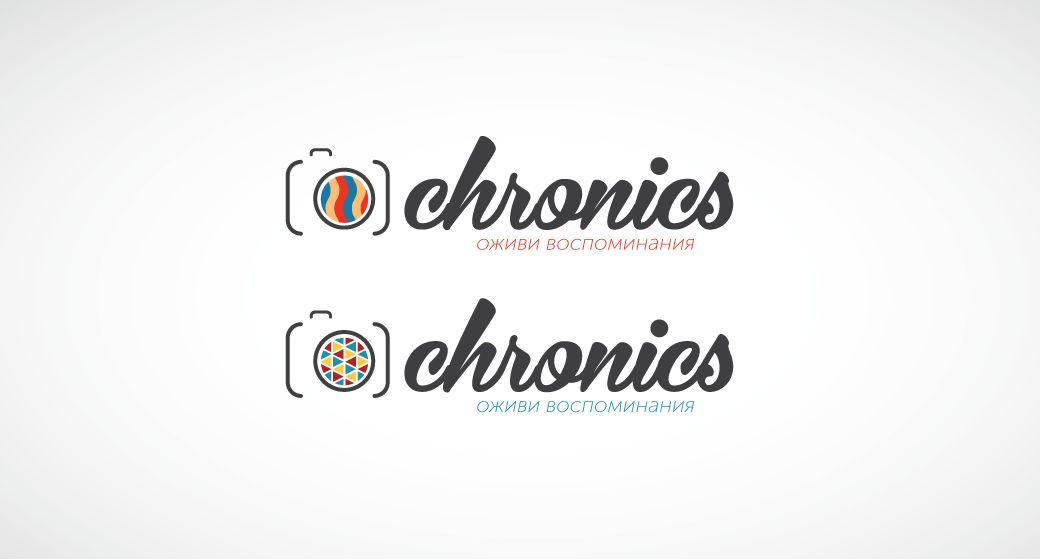 Логотип сервиса Chronics - дизайнер anton_n