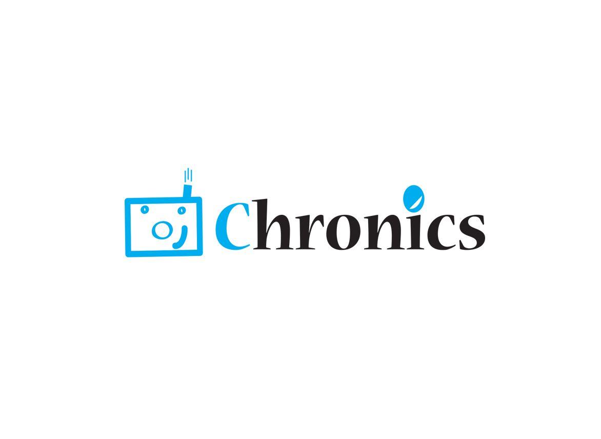 Логотип сервиса Chronics - дизайнер zeykanstudios
