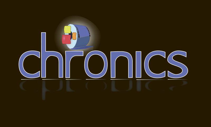 Логотип сервиса Chronics - дизайнер Alena2313