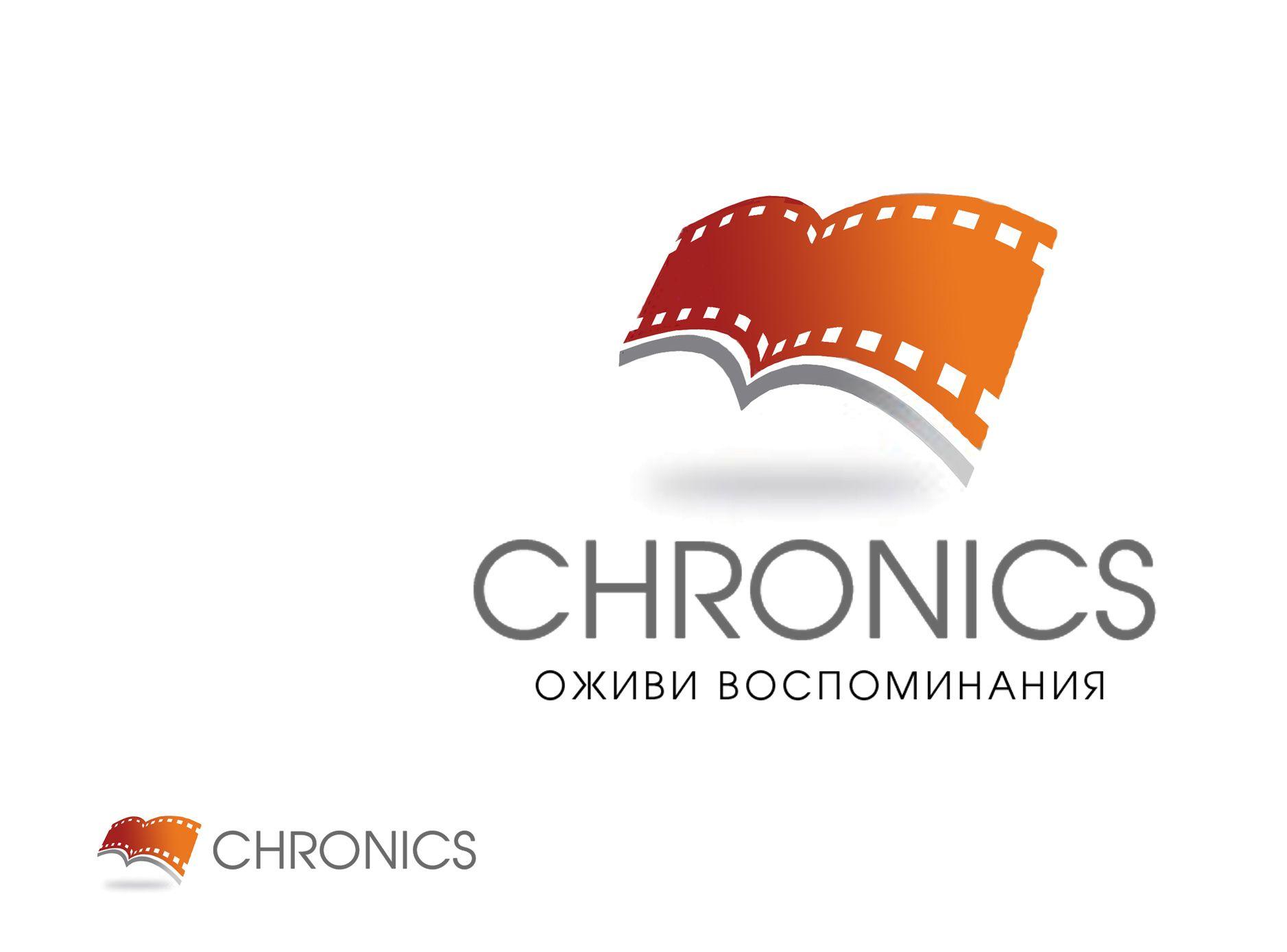 Логотип сервиса Chronics - дизайнер BRUINISHE