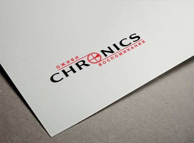 Логотип сервиса Chronics - дизайнер zozuca-a