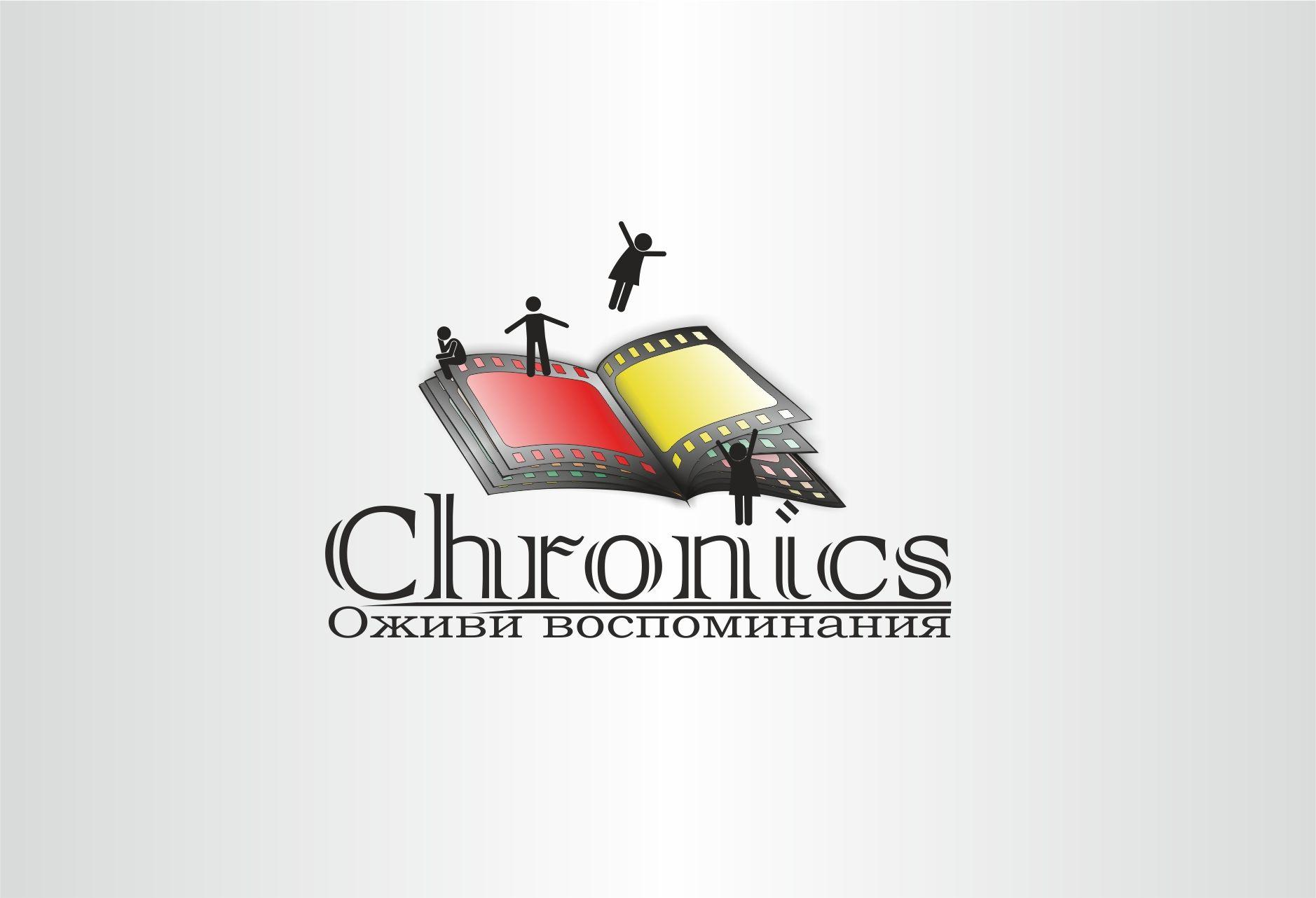 Логотип сервиса Chronics - дизайнер Arl
