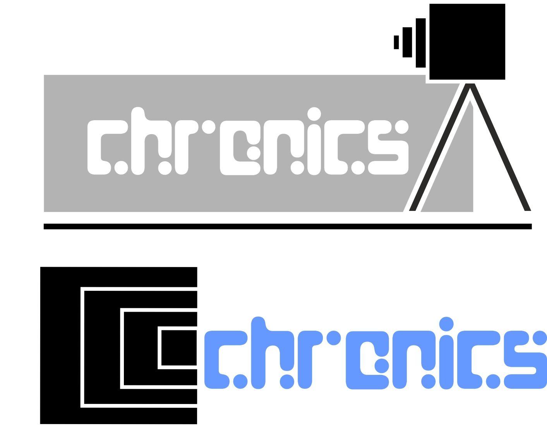 Логотип сервиса Chronics - дизайнер AnatoliyInvito
