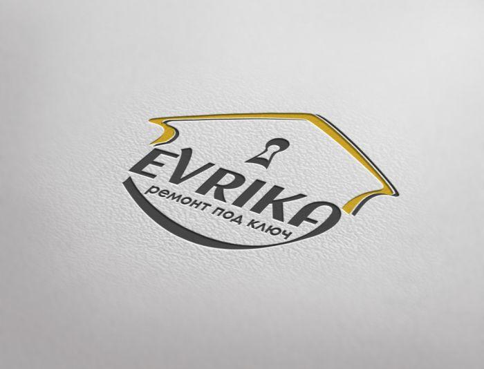 Логотип строительной компании Эврика - дизайнер markosov