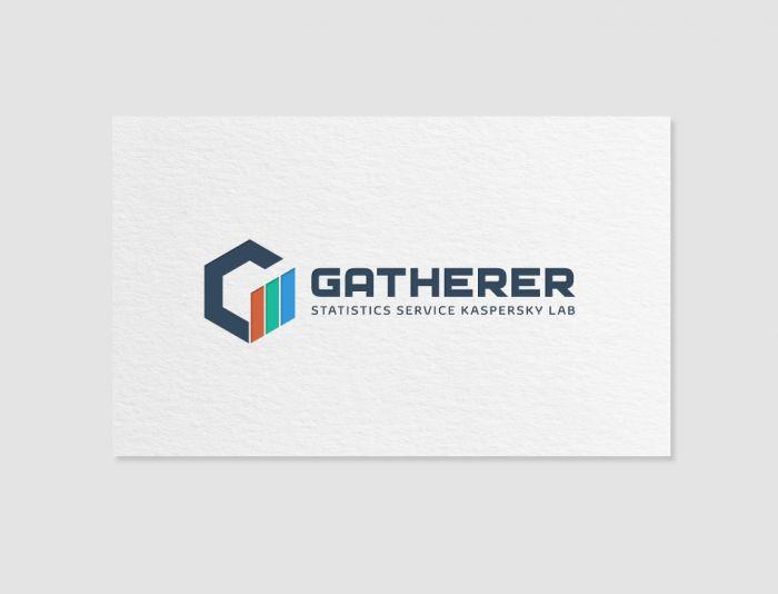 Лого для Gatherer Statistics Service (Kaspersky) - дизайнер mz777