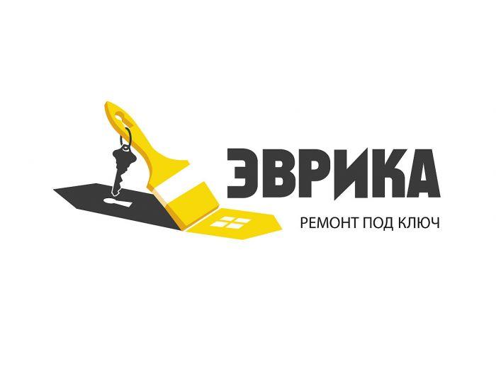 Логотип строительной компании Эврика - дизайнер andblin61