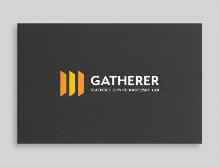 Лого для Gatherer Statistics Service (Kaspersky) - дизайнер hpya